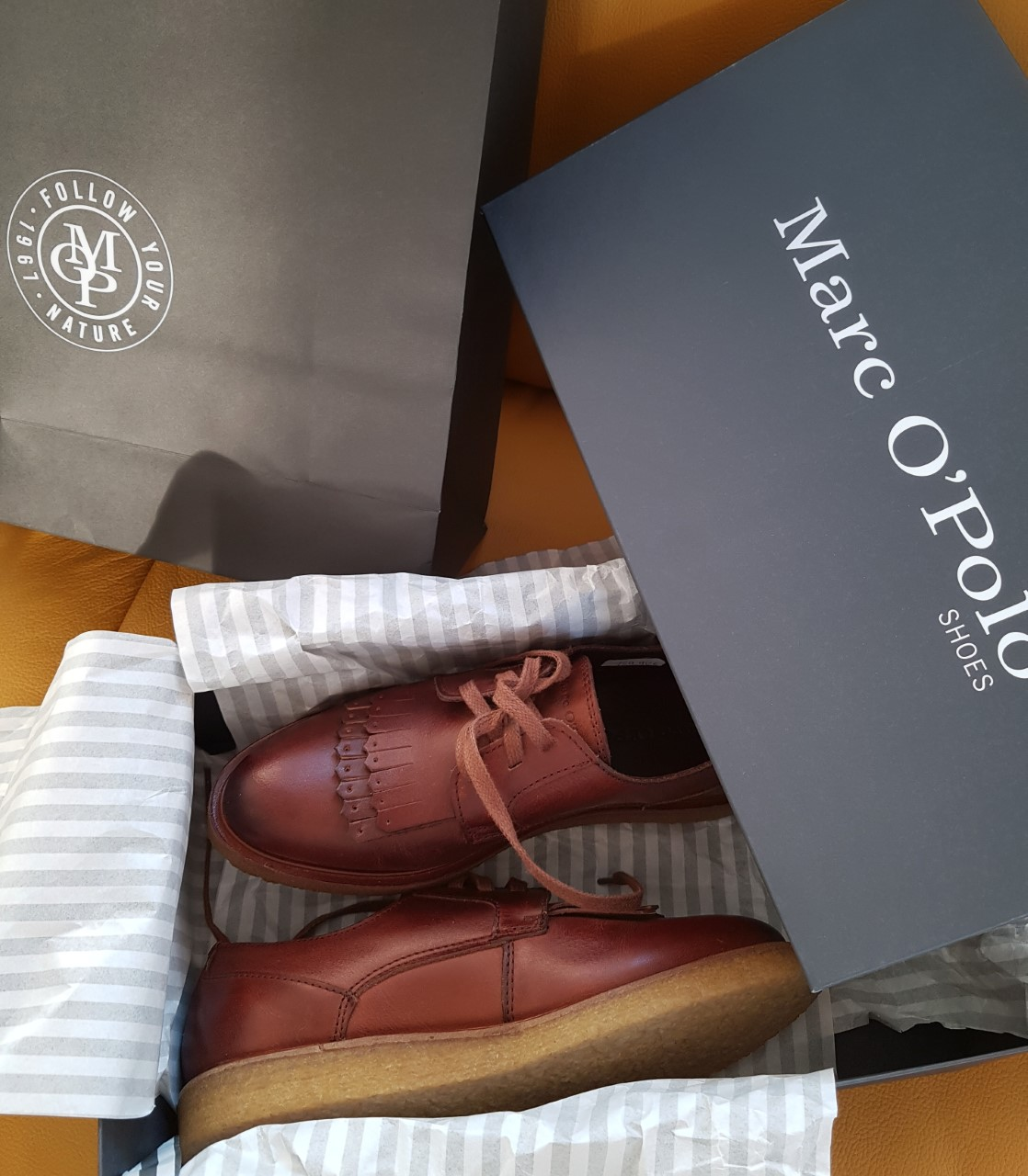 Marco Polo shoes